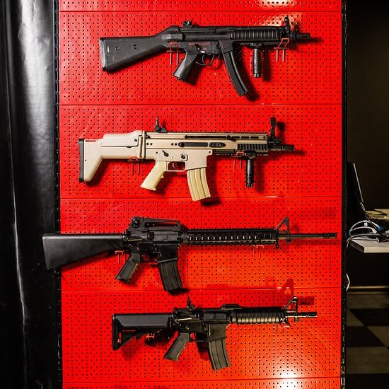 Patriot Shooting Gallery