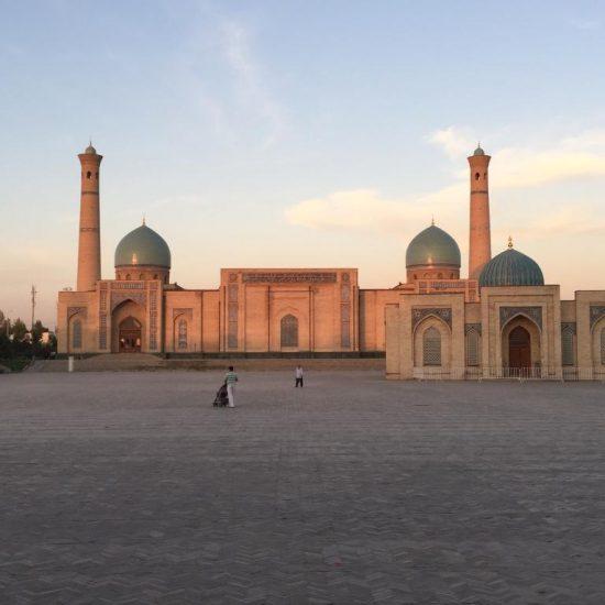 Teleshayakh Mosque