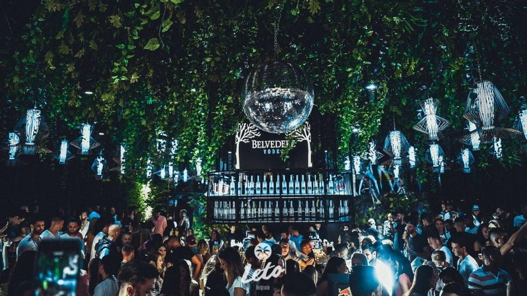 Leto Belgrade Night Club