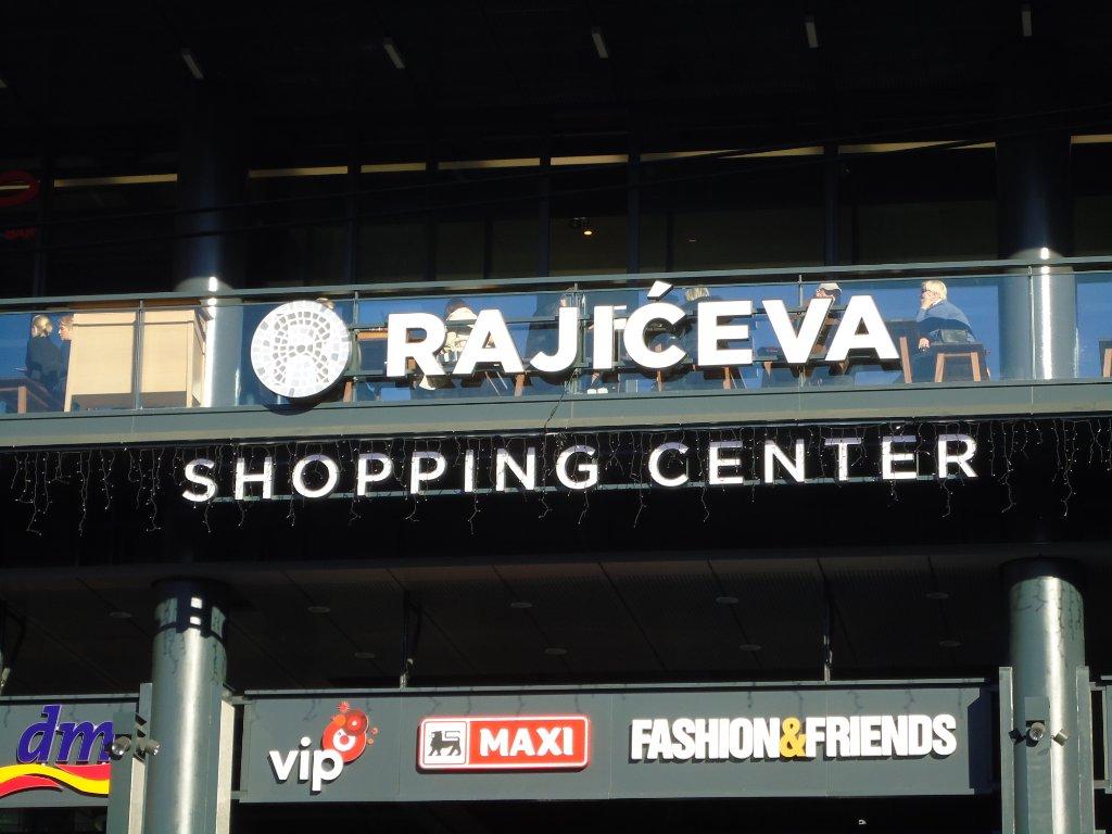 Rajiceva Shopping Center