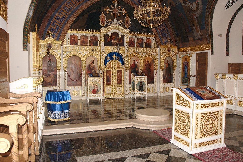 Church of the Holy Mother of God