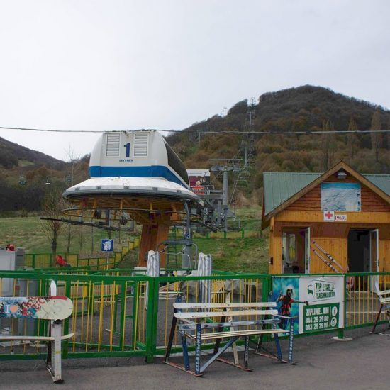 Cable Car Yerevan