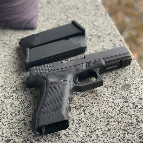 Gun Shooting Range Kiev