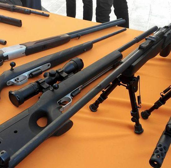 Shooting Range Yerevan
