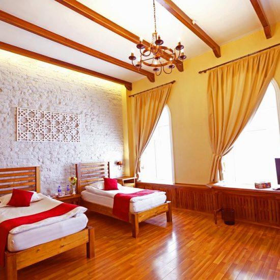 Malika Bukhara Hotel