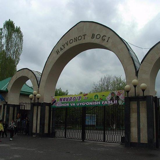 Tashkent Zoo