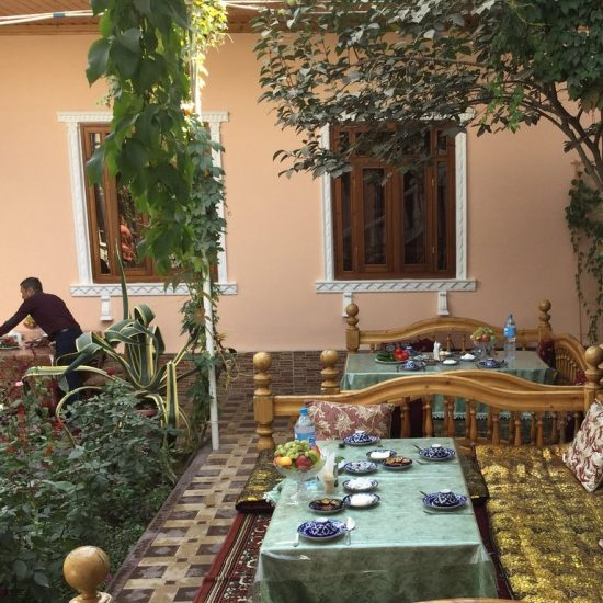 Mubarak House