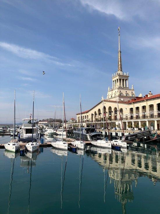 Marine Station Sochi